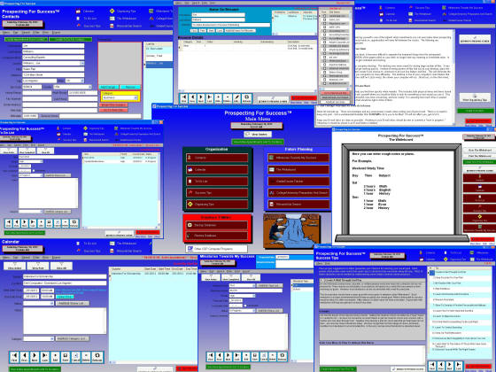 Click to view CoronelDP's Prospecting For Success 2012.2 screenshot
